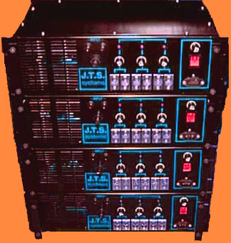 Jts Power Amps