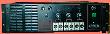 Jts Power Amp