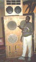 Jah Tubbys World System back in the 1980's...,
